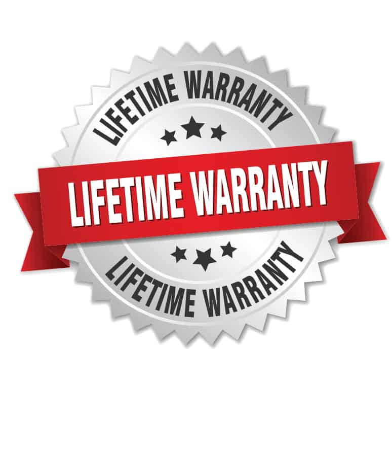 lifetime warranty repairs