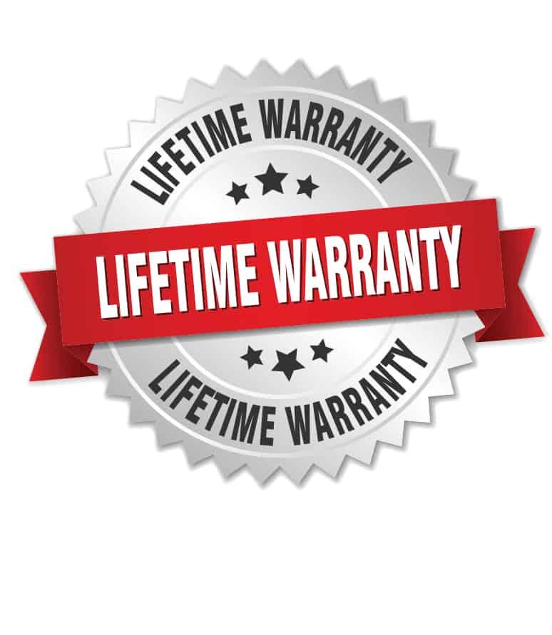 lifetime warranty repairs