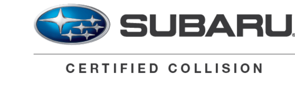 subaru certified collision